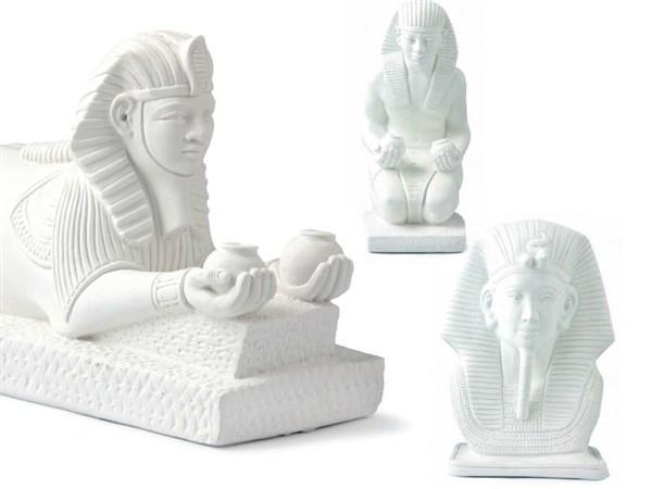 Figuras De Escayola Egipto