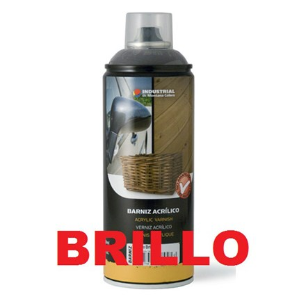 BARNIZ ACRILICO EN SPRAY BRILLO 400ML