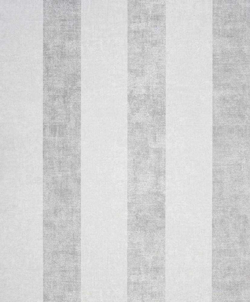 Papel pintado colecci n majestic for Papel pintado en blanco y plata