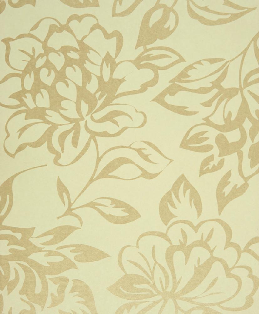 Papel pintado dorado papel pintado bracken azul mar for Papel pintado marron y dorado