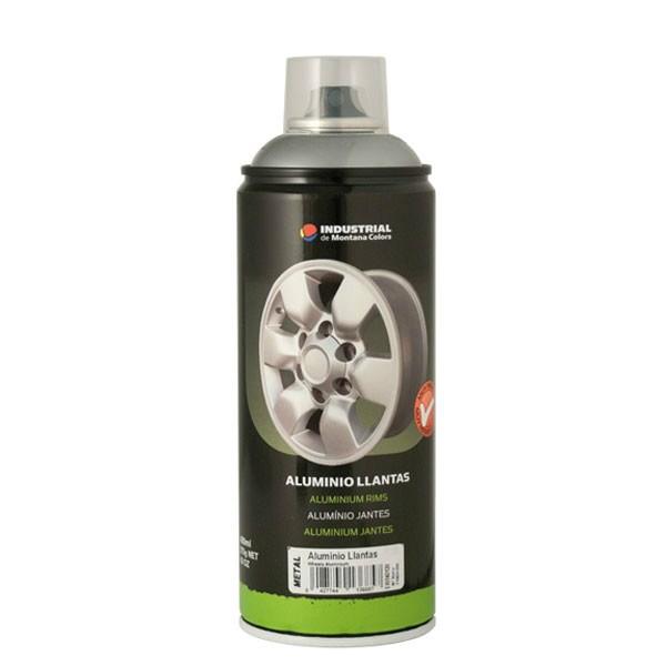 Pintura aluminio llantas - Pintura para aluminio en spray ...