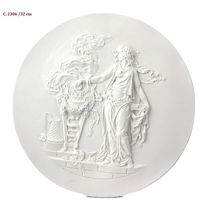 C-Relieve de escayola 32cm