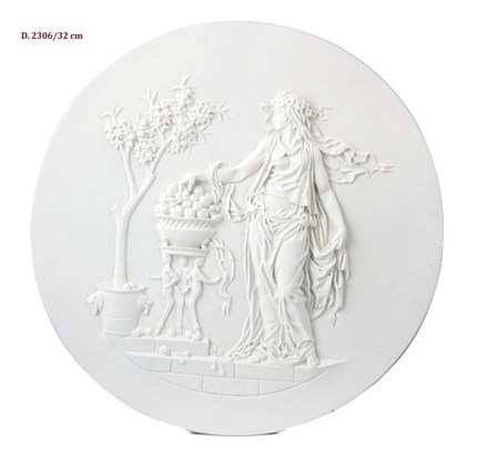 D-Relieve de escayola 32cm