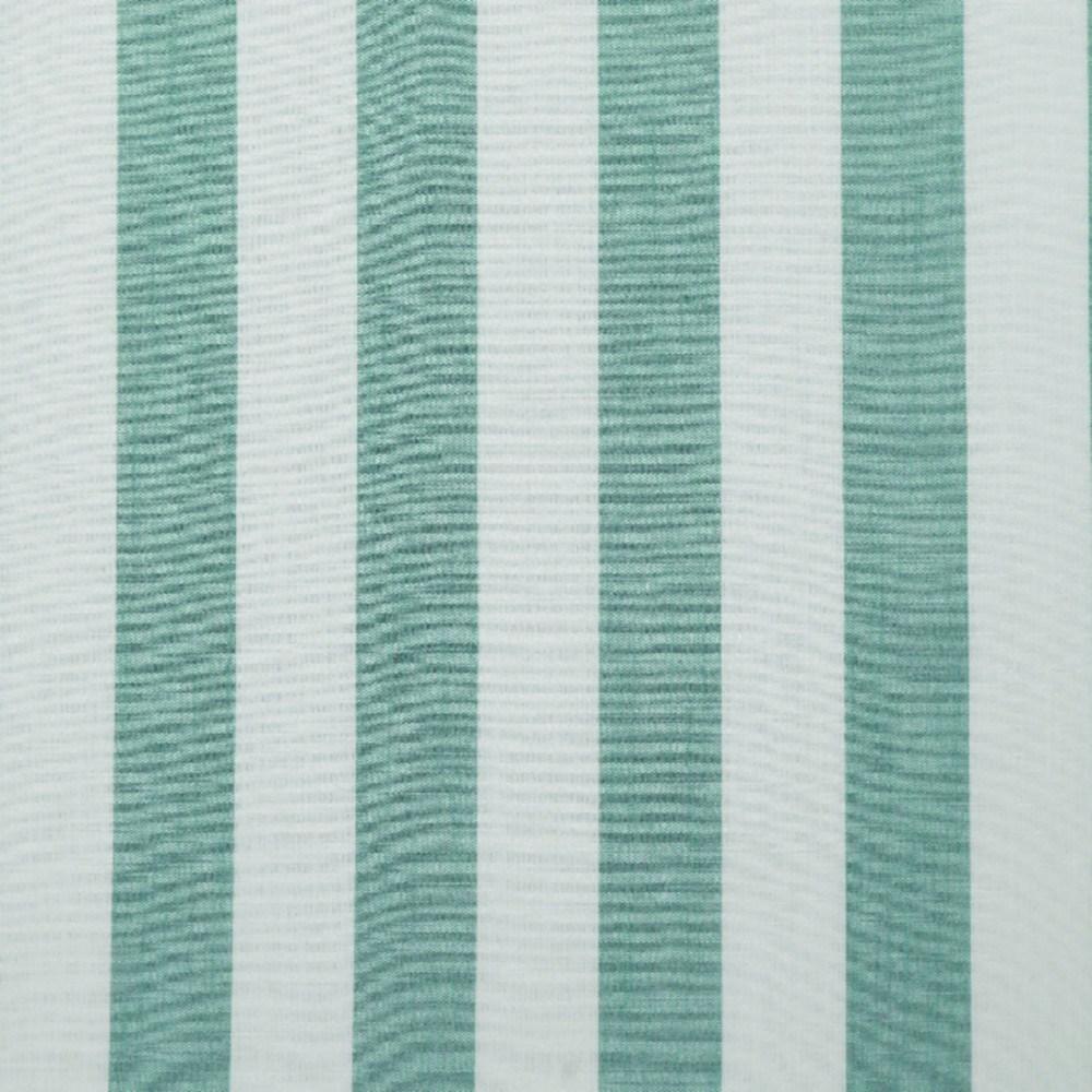 Ref 27726129 tela rayas verdes blancas for Papel pintado rayas verdes