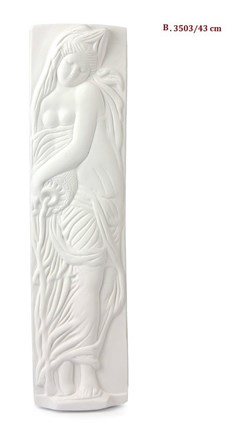 Relieve B de escayola 43 cm