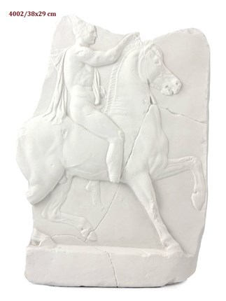 Relieve griego 1 de escayola 38x29 cm