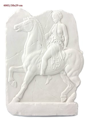 Relieve griego 2 de escayola 38x29 cm