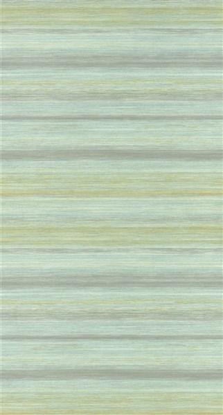 Rayas horizontales azules grises amarillo y plata - Papel pintado rayas horizontales ...