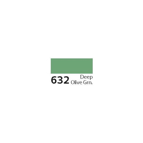 Stylefile 632 Deep olive green (632 Deep olive green)