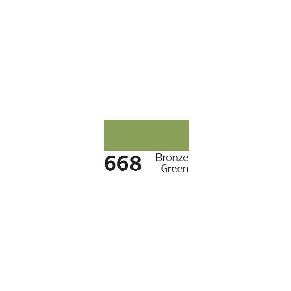 Stylefile 668 Bronce green (668 Bronze green)