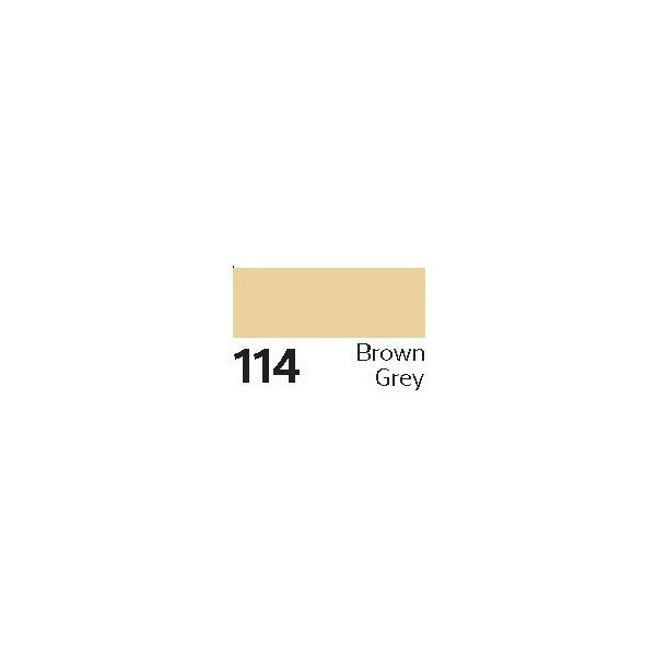 stylefile marker 114 (114 brown grey)