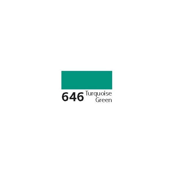 stylefile marker 646 (turquoise green)